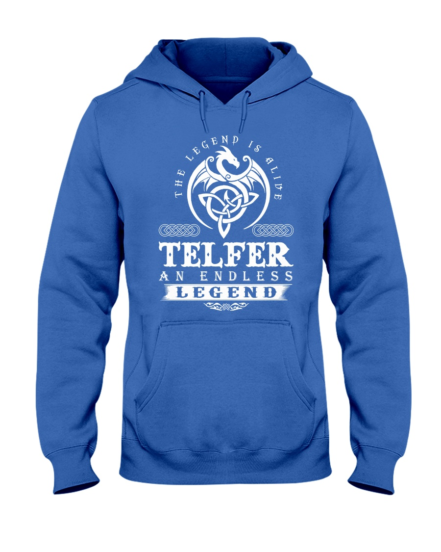 endless legend Hooded Sweatshirt