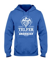 endless legend Hooded Sweatshirt front