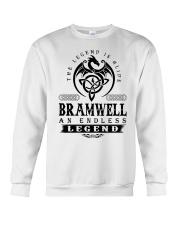 endless legend Crewneck Sweatshirt thumbnail