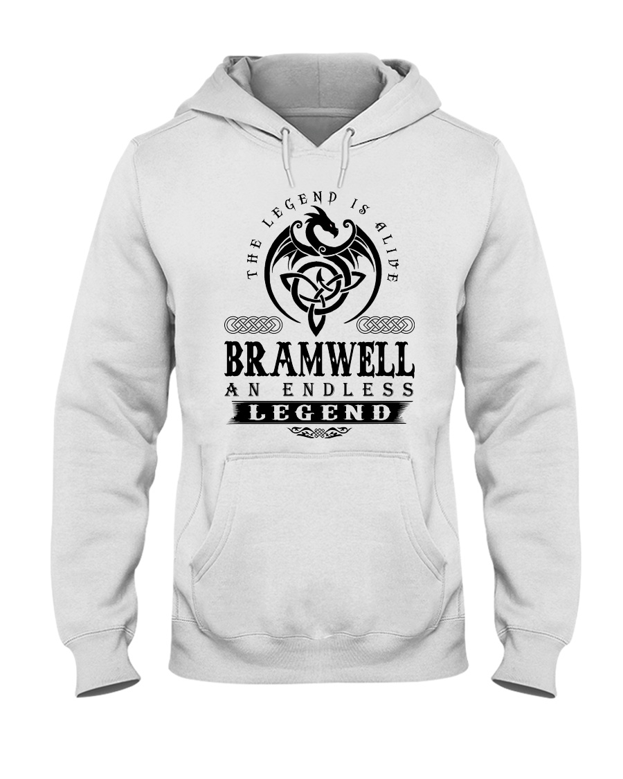 endless legend Hooded Sweatshirt
