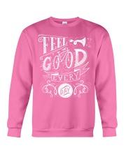 FEEL GOOD BIKE Crewneck Sweatshirt front
