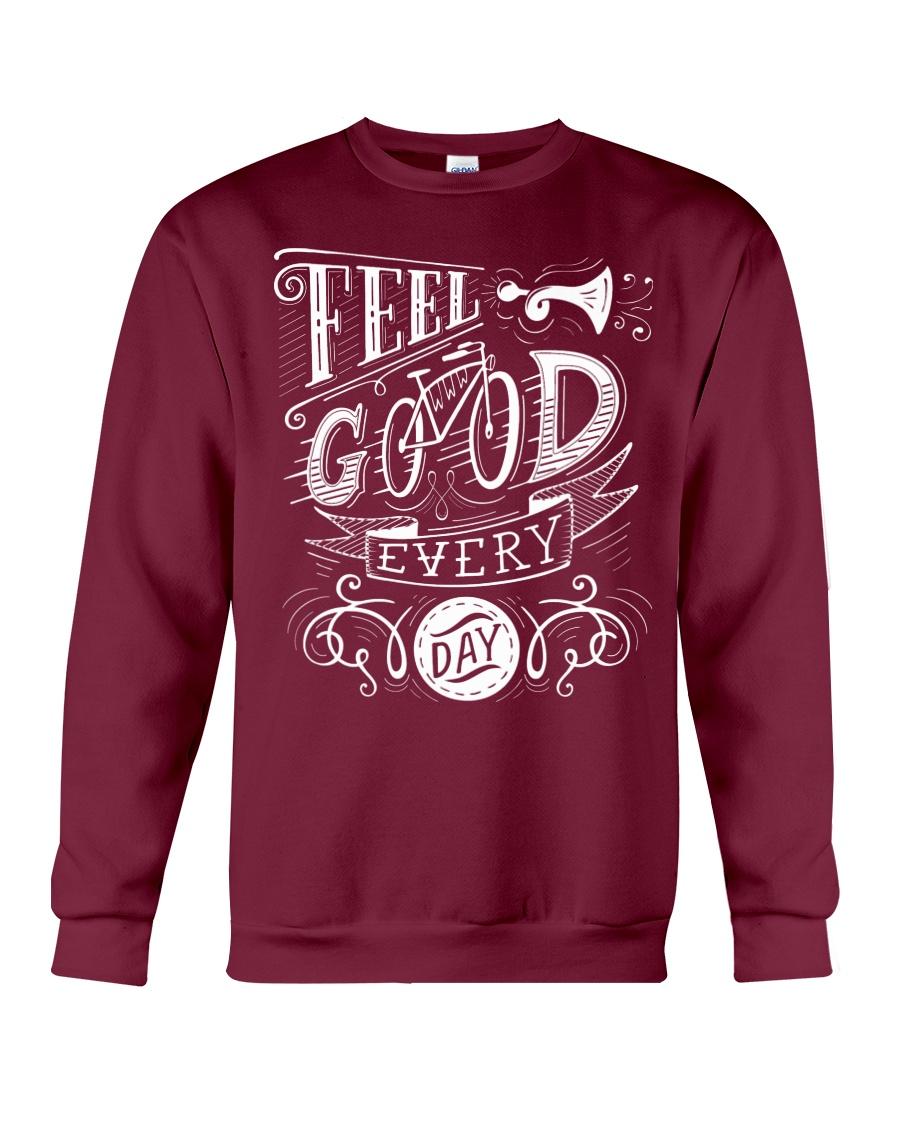 FEEL GOOD BIKE Crewneck Sweatshirt