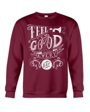 FEEL GOOD BIKE Crewneck Sweatshirt thumbnail