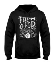 FEEL GOOD BIKE Hooded Sweatshirt thumbnail