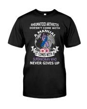 RHEUMATOID ARTHRITIS shirt Classic T-Shirt front