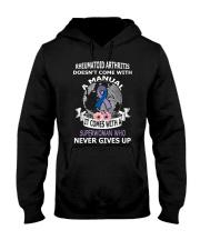 RHEUMATOID ARTHRITIS shirt Hooded Sweatshirt thumbnail