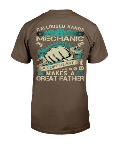 A GREAT MECHANIC AND A FATHER