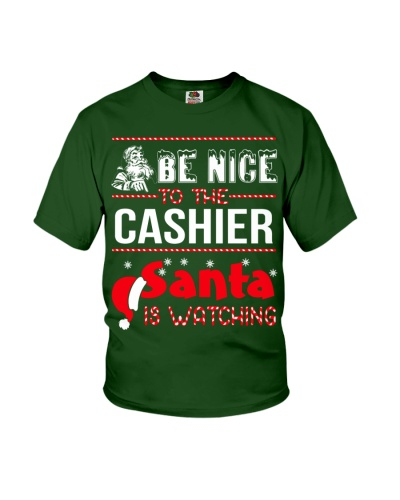 Be Nice to The Cashier