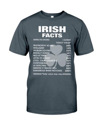 IRISH FACTS