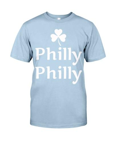 Irish Shamrock Philly Philly