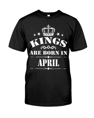 KING ARE BORN APRIL