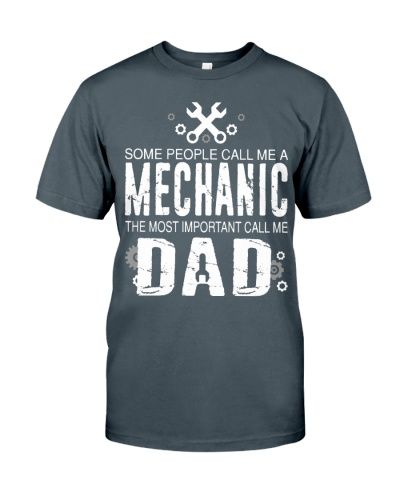 MECHANIC DAD
