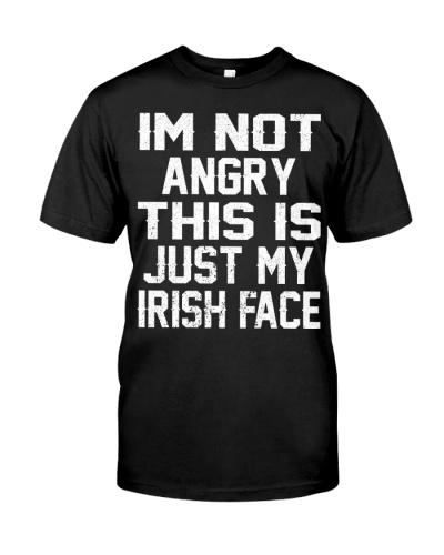 Irish Face