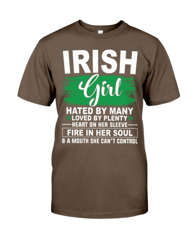 Irish Girl Hated By Many