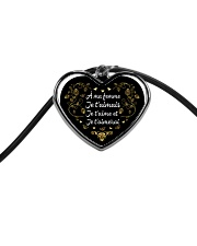 EDITION LIMITEE Cord Heart Necklace tile