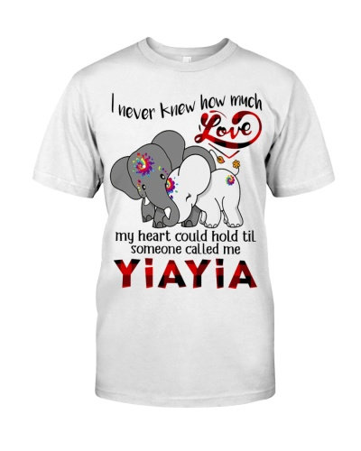 I never knew how much love Yiayia rv1