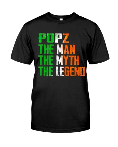 Popz the man the legend watercolors