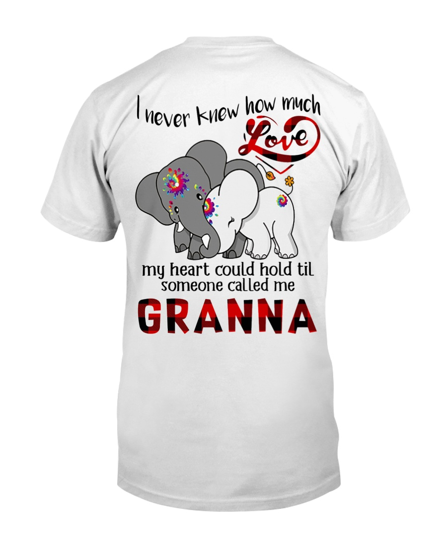I never knew how much love granna rv1 Classic T-Shirt