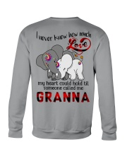 I never knew how much love granna rv1 Crewneck Sweatshirt thumbnail
