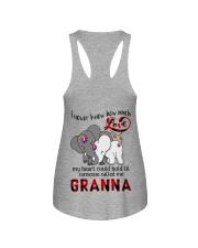 I never knew how much love granna rv1 Ladies Flowy Tank thumbnail