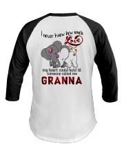I never knew how much love granna rv1 Baseball Tee thumbnail