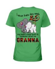 I never knew how much love granna rv1 Ladies T-Shirt thumbnail