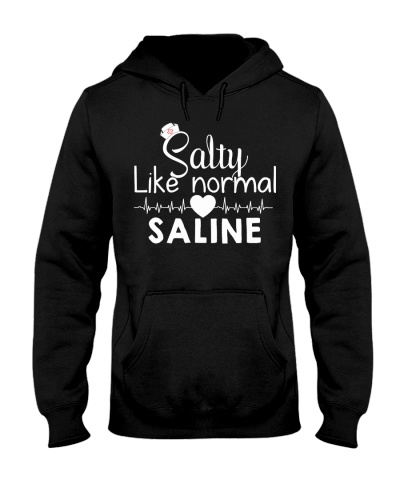 Salty like normal Saline v1