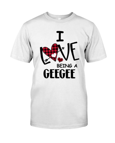 I love being a geegee CR