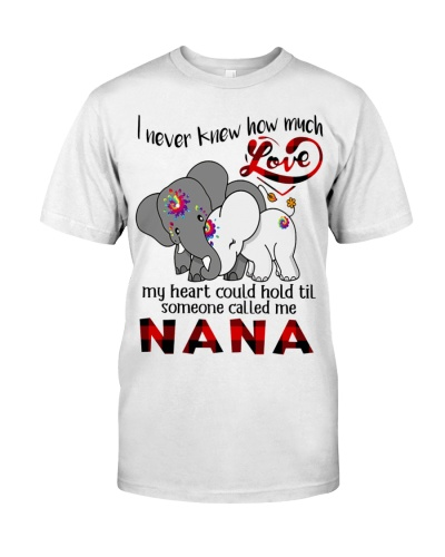 I never knew how much love nana rv1
