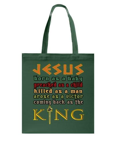 Jesus - King