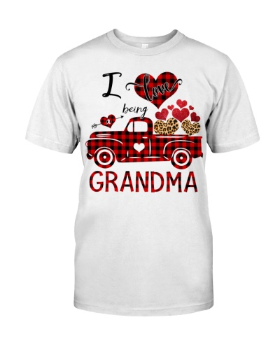 I love being a grandma vl