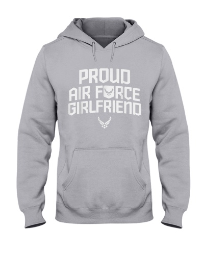 Proud Air Force Girlfriend Anniversary For Her