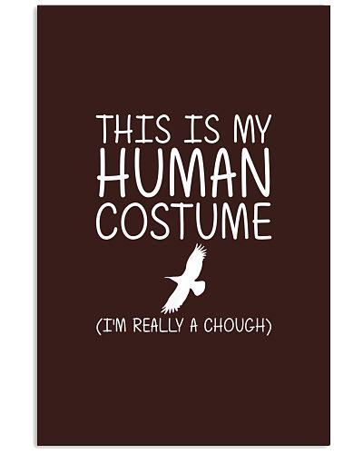 Chough Easy Halloween Human Costume Bird Crow Diy