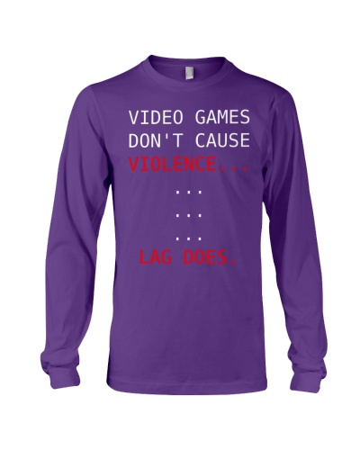 Video Games Don T Cause Violence Lag Does Geek Clo