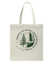 Freedom's Just Another Word D0727 Tote Bag thumbnail