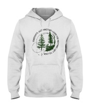 Freedom's Just Another Word D0727 Hooded Sweatshirt front