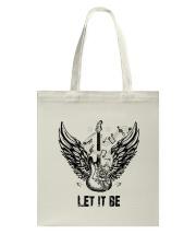 Let It Be Tote Bag thumbnail