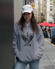 Let It Be Hooded Sweatshirt lifestyle-unisex-hoodie-front-5