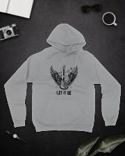 Let It Be Hooded Sweatshirt lifestyle-unisex-hoodie-front-9