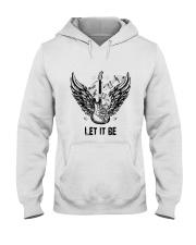 Let It Be Hooded Sweatshirt tile