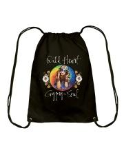 Wild Heart Gypsy Soul D01312 Drawstring Bag thumbnail