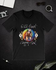 Wild Heart Gypsy Soul D01312 Classic T-Shirt lifestyle-mens-crewneck-front-16