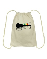 Everything Little Thing Is Gonna Be Alright A0183 Drawstring Bag thumbnail