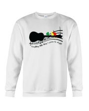 Everything Little Thing Is Gonna Be Alright A0183 Crewneck Sweatshirt thumbnail