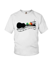 Everything Little Thing Is Gonna Be Alright A0183 Youth T-Shirt thumbnail
