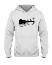 Everything Little Thing Is Gonna Be Alright A0183 Hooded Sweatshirt front