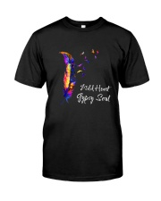 Wild Heart Gypsy Soul D01014 Classic T-Shirt front