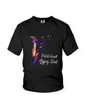 Wild Heart Gypsy Soul D01014 Youth T-Shirt thumbnail
