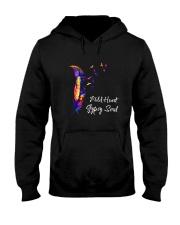 Wild Heart Gypsy Soul D01014 Hooded Sweatshirt thumbnail