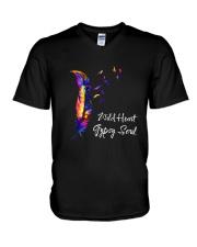 Wild Heart Gypsy Soul D01014 V-Neck T-Shirt thumbnail